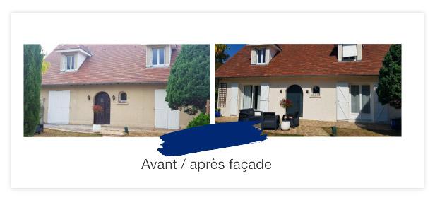 pro-peinture-avant-apres-ravalement-facade-limoges